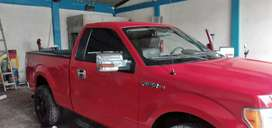 Ford 150 color rojo