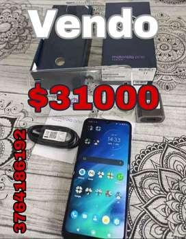 Motorola One Fusion 4+128 gb