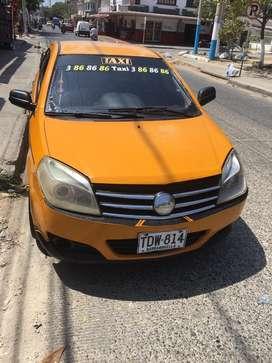 Vendo taxi todo al dia