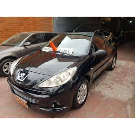 207 Compact XS Allure 1.4   2011