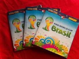 Album Panini Mundial Brazil 2014 Completamente Lleno