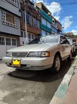 Nissan Sentra B14 ExSaloon