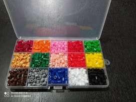 OFERTA Pixel Art - Hama Beads para decoraciones y personalizaciones