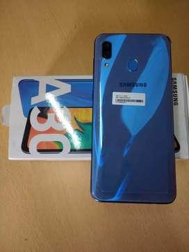 Samsung A30 2019.. en caja con todos sus accesorios