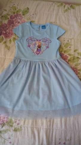 Vestido Disney Talla 6