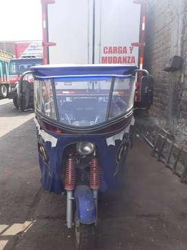Vendo moto carga