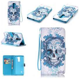 Flip Cover Case Estuche Billetera LG Stylus 2