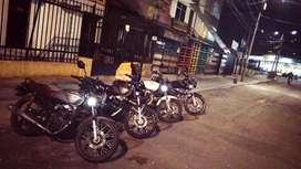 Alquiler de motos para trabajo