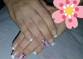 Manicure, Pedicure Y Extensiones de Uñas