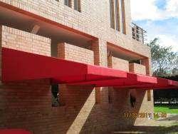 parasoles carpas para exterior