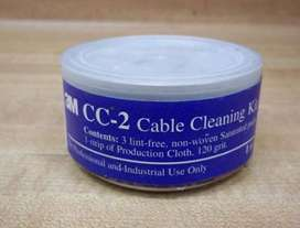 Kit Limpieza 3m Cc-2 Cable Cleaning Kit