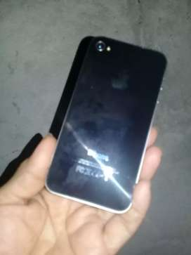 IPHONE 4 VENDO.