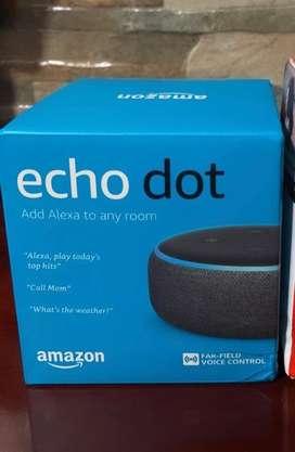 Alexa parlante inteligente