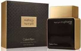 Perfume Calvin Klein Euphoria Gold 100ml Hombre Eros