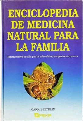Enciclopedia de MEDICINA NATURAL para la Familia