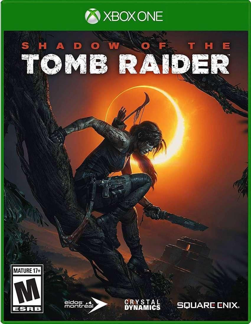 Shadow Of The Tomb Raider Xbox One, Físico