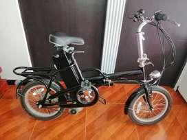 Vendo bici eléctrica de 250w