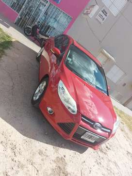 FORD FOCUS 2.0 2014. UNICO EN SU ESTADO