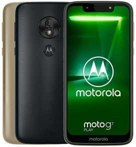Moto G7 play Nuevo ! En caja cerrada