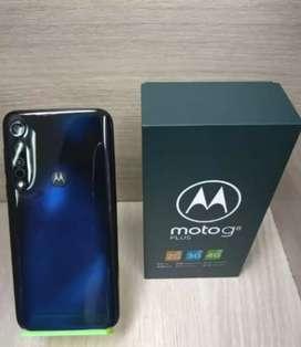Motorola g8 plus total mente nuevo con garantía