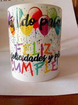 Mugs Peronalizados
