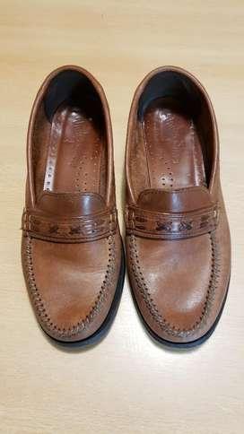 Zapatos Hombre Marrón Buen Estado T. 41