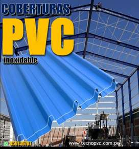 Coberturas de Pvc Tr4