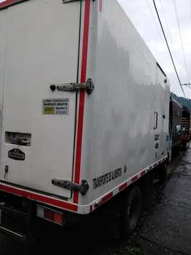 furgon aislado
