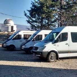 Nueva Generación  alquiler de buses, mini bus, combis, trafic en Córdoba Capital