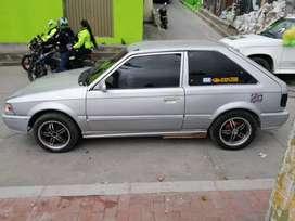 Carro Mazda coupe modelo 1997 Bogotá