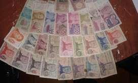 billetes lote negociable