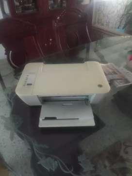 Vendo impresora HP 2545