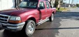 Camioneta ford ranger modelo 1999. GasoleraXLT.