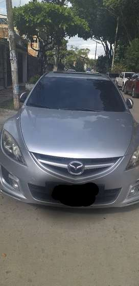 Se vende Mazda 6 blindado, blindaje# 2