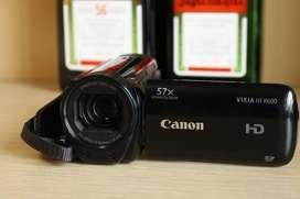 Canon Vixia Hf R600 Zoom 57x Full Hd