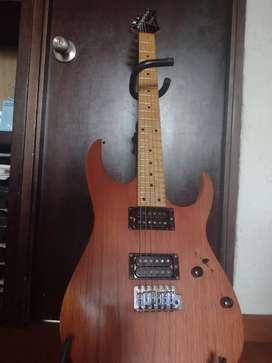 Guitarra eléctrica Ibanez RG