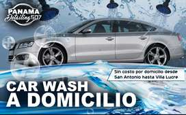 CAR WASH A DOMICILIO
