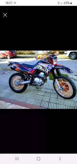 Yamaha xtz 250 unica