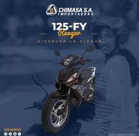 Motocicleta Caballito 125