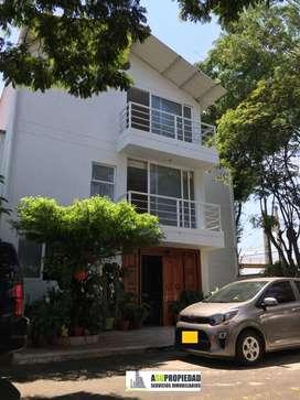 Casas en alquiler Cali sur barrio La Hacienda