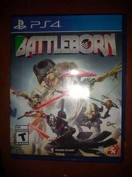 Battleborn vendo o permuto $1200