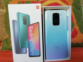 OFERTAA!! Xiomi Redmi Note 9 (128 GB)
