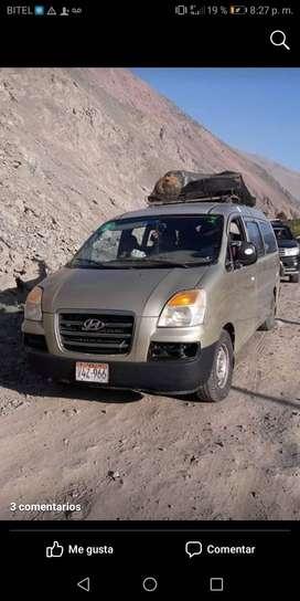 Vendo Hyundai H1 2007