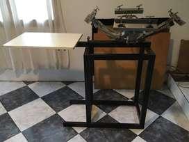 Calesita Serigrafía 4x1