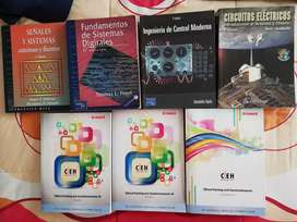 Libros de Ingeniería & Electronica