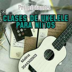 Clases de Ukelele para Niños