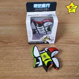 Floppy Spinner Windmill Cubo Rubik 3x3x1 Fidget Ninja Qiyi