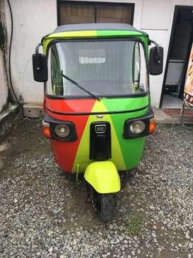 Mototaxi Bajaj 200 RE
