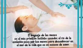 Terapia Reiki (sanación)