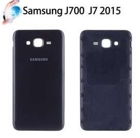 Tapa Trasera De Bateria Samsung Galaxy J7 2015 Modelo J700